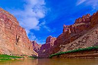 Easter Pasture Canyon, Colorado River, Glen Canyon National Recreation Area, Utah USA