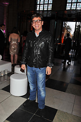 SID OWEN at the 50th birthday party for Jonathan Shalit held at the V&A Museum, London on 17th April 2012.