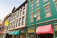 Victorian Square (shops), downtown Lexington, Kentucky USA