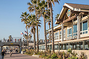 Dukes Restaurant at Huntington Beach Pier Plaza