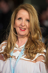 """Gillian McKeith attends the European premiere for """"Eddie the Eagle at Odeon Leicester Square in London, 17.03.2016. EXPA Pictures © 2016, PhotoCredit: EXPA/ Photoshot/ Euan Cherry<br /> <br /> *****ATTENTION - for AUT, SLO, CRO, SRB, BIH, MAZ, SUI only*****"""
