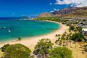 Pokai Bay, Waianae, Leeward, Oahu, Hawaii
