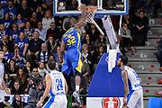 DESCRIZIONE : Eurolega Euroleague 2015/16 Group D Dinamo Banco di Sardegna Sassari - Maccabi Fox Tel Aviv<br /> GIOCATORE : Trevor Mbakwe<br /> CATEGORIA : Schiacciata Sequenza Controcampo<br /> SQUADRA : Maccabi Fox Tel Aviv<br /> EVENTO : Eurolega Euroleague 2015/2016<br /> GARA : Dinamo Banco di Sardegna Sassari - Maccabi Fox Tel Aviv<br /> DATA : 03/12/2015<br /> SPORT : Pallacanestro <br /> AUTORE : Agenzia Ciamillo-Castoria/L.Canu