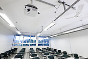 Belo Horizonte_MG, Brasil...Sala de aula do CADs 1 e 2 (Centros de Atividades Didaticas) na  Universidade Federal de Minas Gerais, UFMG, Belo Horizonte, Minas Gerais...Classroom CADs 1 and 2 (Didactic Activities Center) at the Federal University of Minas Gerais, UFMG, Belo Horizonte, Minas Gerais...Foto: NIDIN SANCHES / NITRO
