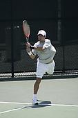 4/10/05 Men's Tennis vs Duke