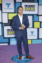 HOLLYWOOD, CA - OCTOBER 06: Michael Brown attends the Telemundo's Latin American Music Awards 2016 held at Dolby Theatre on October 6, 2016. Byline, credit, TV usage, web usage or linkback must read SILVEXPHOTO.COM. Failure to byline correctly will incur double the agreed fee. Tel: +1 714 504 6870.