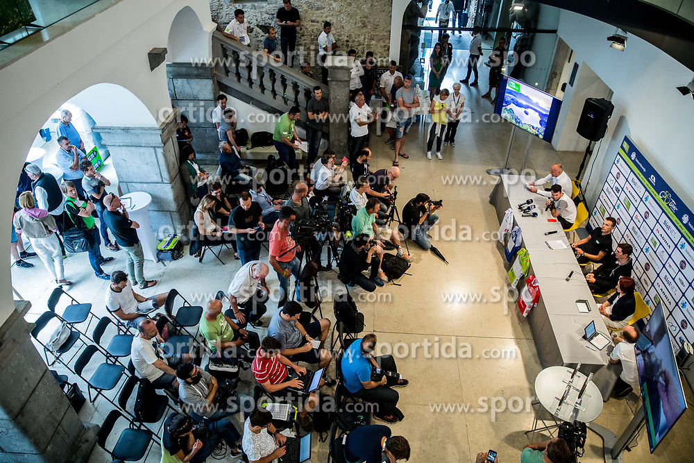 Press conference of 24th Tour of Slovenia 2017 / Tour de Slovenie cycling race on June 14, 2017 in City museum, Ljubljana, Slovenia. Photo by Vid Ponikvar / Sportida