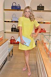 OLIVIA COX at a Hello! magazine and Folli Follie shopping evening at Folli Follie, 493 Oxford Street, London on 25th August 2016.