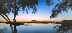 395 Gulfwater Estuary Moonrise ©1998 JD Marston