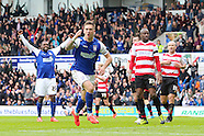 Ipswich Town v Doncaster Rovers 120414