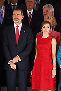 062817 Spanish Royals Attend Commemoration of the 40th anniversary of the elections of June 15, 1977