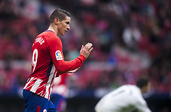 January 6, 2018 - Madrid, Spain - Fernando Torres during the match between Atletico of Madrid vs. Getafe CF, week 18 of  La Liga 2017/18 at Wanda Metropolitano stadium, Madrid, SPAIN - 06th January of 2018. (Credit Image: © Jose Breton/NurPhoto via ZUMA Press)