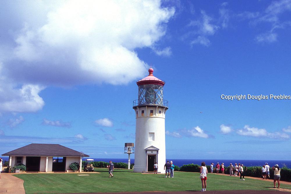 Kilauea Lighthouse, Kauai, Hawaii<br />