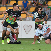 Parma, 24/09/2021 Stadio Lanfranchi<br /> URC United Rugby Championship 2021<br /> Zebre Rugby vs Emirates Lions  <br /> Renato Giammarioli in offload