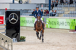 WATHELET Gregory (BEL), Picobello Full House ter Linden Z<br /> - Stechen -<br /> Allianz-Preis<br /> CSI3* - Aachen Grand Prix, Springprüfung mit Stechen, 1.50m<br /> Grosse Tour<br /> Aachen - Jumping International 2020<br /> 06. September 2020<br /> © www.sportfotos-lafrentz.de/Stefan Lafrentz