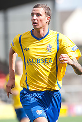 Cowdenbeath's Lewis Coult..Airdrie United 1 v 5 Cowdenbeath, 20th August 2011..© pic : Michael Schofield.