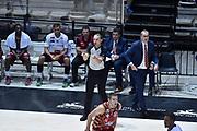 DESCRIZIONE : Bologna Lega A 2015-16 Obiettivo Lavoro Virtus Bologna - Umana Reyer Venezia<br /> GIOCATORE : Arbitro Referee<br /> CATEGORIA : <br /> SQUADRA : Umana Reyer Venezia<br /> EVENTO : Campionato Lega A 2015-2016<br /> GARA : Obiettivo Lavoro Virtus Bologna - Umana Reyer Venezia<br /> DATA : 04/10/2015<br /> SPORT : Pallacanestro<br /> AUTORE : Agenzia Ciamillo-Castoria/G.Ciamillo<br /> <br /> Galleria : Lega Basket A 2015-2016 <br /> Fotonotizia: Bologna Lega A 2015-16 Obiettivo Lavoro Virtus Bologna - Umana Reyer Venezia