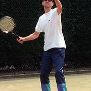 Deurzakker Tennistoernooi 1998, Dj Sven tennisend
