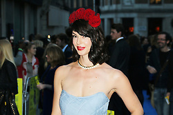 © Licensed to London News Pictures. 30/09/2013, UK.  Pollyanna McIntosh, Filth - London film premiere, Odeon West End cinema Leicester Square, London UK, 30 September 2013. Photo credit : Richard Goldschmidt/Piqtured/LNP