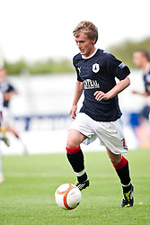 Falkirk's Jay Fulton..Falkirk 1 v 0 Dundee, Ramsdens Cup Second Round, 9th August 2011.