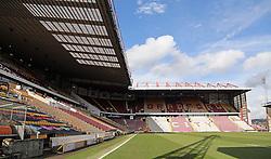A general view of Bradford City's Northern Commercials Stadium - Mandatory by-line: Joe Dent/JMP - 04/03/2017 - FOOTBALL - Coral Windows Stadium - Bradford, England - Bradford City v Peterborough United - Sky Bet League One
