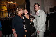 TRACEY MITCHELL; HOPE WYATT; FINN BRUCE, The Gentleman's Journal Autumn Party, in partnership with Gieves and Hawkes- No. 1 Savile Row London. 3 October 2013