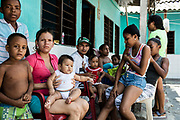 Tuberculosis is an infectious bacterial disease that most commonly affects the lungs. It is transmitted through close contact with someone who is currently affected. The rate of transmission increases in instances like this one where many people live in a densely populated living quaters. In Barranquilla Colombia race, gender, and economic status all play into rates tp transmission.