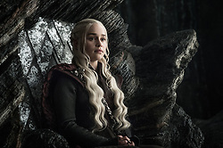 September 1, 2017 - Emilia Clarke..'Game Of Thrones' (Season 7) TV Series - 2017 (Credit Image: © Hbo/Entertainment Pictures via ZUMA Press)