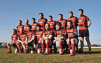 Monivea pictured before their semi-final win over Castlebar...Pic Conor McKeown