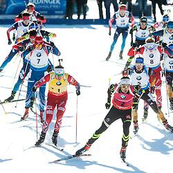 20141221: SLO, Biathlon - IBU Biathlon World Cup Pokljuka, Men 15 km Mass Start