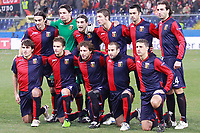 ©GiBi Peluffo- LaPresse / DPPI - 17 12 2009 - Genoa v Valencia - UEFA Europa League  2009 2010. <br /> In the Photo: Genoa