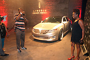 """Ledisi at """" Lincoln After Dark """" sponsored by Lincoln Motors and hosted by Idris Elba and Steve Harvey and music by Biz Markie during the 2009 Essence Music Festival and held at The Contemporary Arts Center in New Orleans on July 4, 2009"""