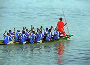 Team Senegal Boat race - Matam Senegal