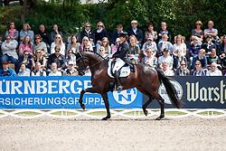 Schneider, Dorothee (GER), Sammy Davis jr<br /> Balve - Optimum Deutsche Meisterschaft Dressur und Springen 2017<br /> © Stefan Lafrentz