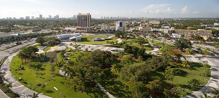 Artspark Hollywood Florida by Margi Nothard of Glavovic Studio. Photo by Robin Hill (c)