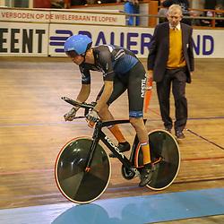 27-12-2017: Wielrennen: NK Baan: Alkmaar<br />Dion Beukeboom