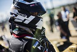 October 17, 2018 - Valencia, Spain - LOTTERER Andre (ger), DS TECHEETAH Team portrait during the Formula E official pre-season test at Circuit Ricardo Tormo in Valencia on October 16, 17, 18 and 19, 2018. (Credit Image: © Xavier Bonilla/NurPhoto via ZUMA Press)