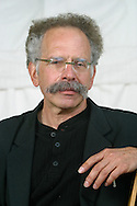 Acclaimed author Peter Biskind, pictured at the Edinburgh International Book Festival, where he talked about his new book entitled 'Down And Dirty Pictures' an analysis of the current state of Hollywood. The book festival was a part of the Edinburgh International Festival, the largest annual arts festival in the world.