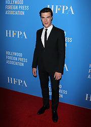 Hollywood Foreign Press Association's Grants Banquet - Arrivals. 09 Aug 2018 Pictured: Finn Wittrock. Photo credit: Jaxon / MEGA TheMegaAgency.com +1 888 505 6342