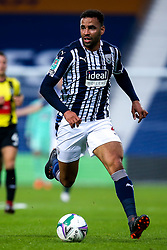 Hal Robson-Kanu of West Bromwich Albion - Mandatory by-line: Robbie Stephenson/JMP - 16/09/2020 - FOOTBALL - The Hawthorns - West Bromwich, England - West Bromwich Albion v Harrogate Town - Carabao Cup