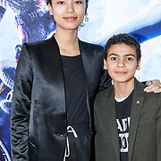 NLD/Amsterdam/20190112 - Premiere Hoe Tem je een Draak 3, Julia Tan en broertje Bejamin