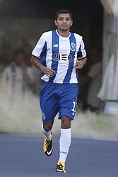 July 30, 2017 - Porto, Porto, Portugal - Porto's Mexican forward Jesus Corona during the pre-season friendly between FC Porto and Deportivo da Corunha, at Dragao Stadium on July 30, 2017 in Porto, Portugal. (Credit Image: © Dpi/NurPhoto via ZUMA Press)