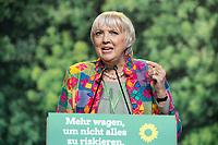 16 NOV 2019, BIELEFELD/GERMANY:<br /> Claudia Roth, B90/Gruene, Vizepraesidentin des Deutschen Bundestages, haelt eine Rede, Bundesdelegiertenkonferenz Buendnis 90 / Die Gruenen, Stadthalle<br /> IMAGE: 20191116-01-074<br /> KEYWORDS: Parteitag, Bundesparteitag, Party congress, BDK; Die Grünen