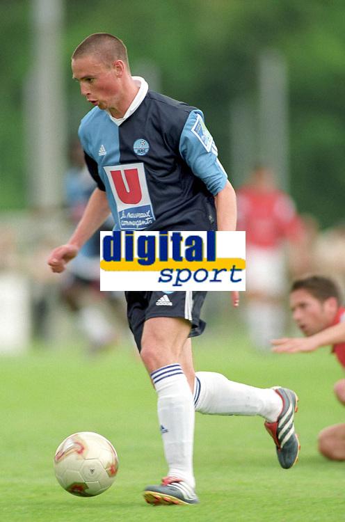 Fotball - Fransk liga 2002/2003<br />Le Havre v UNFP<br />Anthony Le Tallec, Le Havre  <br />Foto: Jean-Marie Hervio, Digitalsport