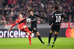 December 5, 2017 - Munich, France - 25 ADRIEN RABIOT (psg) - 19 Sebastian Rudy  (Credit Image: © Panoramic via ZUMA Press)