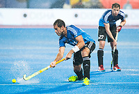 BHUBANESWAR -  Hockey World League finals , Semi Final . Argentina v India. Maico Casella (Arg) COPYRIGHT KOEN SUYK
