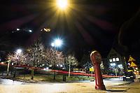 Parkgata.<br /> Foto: Svein Ove Ekornesvåg