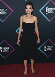 Victoria Beckham at the People's Choice Awards 2018 at The Barker Hangar on November 11, 2018 in Santa Monica, California. (Photo by Xavier Collin/PictureGroup). 11 Nov 2018 Pictured: Mila Kunis. Photo credit: Xavier Collin / MEGA TheMegaAgency.com +1 888 505 6342