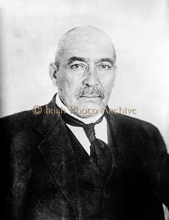 Mexican General Victoriano Huerta. José Victoriano Huerta Márquez (Colotlán, Jalisco, December 22, 1850, – January 13, 1916. Mexican general who briefly became president during the Mexican Revolution
