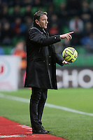 Philippe MONTANIER  - 07.03.2015 -  Rennes / Metz -  28eme journee de Ligue 1 <br />Photo : Vincent Michel / Icon Sport